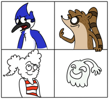 My Regular Show Favorite Characters