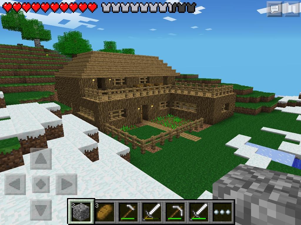 Minecraft Pe Houses Ideas   www.imgkid.com - The Image Kid ...