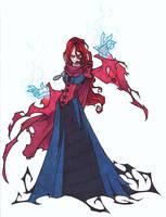 DarkLP's Witch Liz by Grigori77