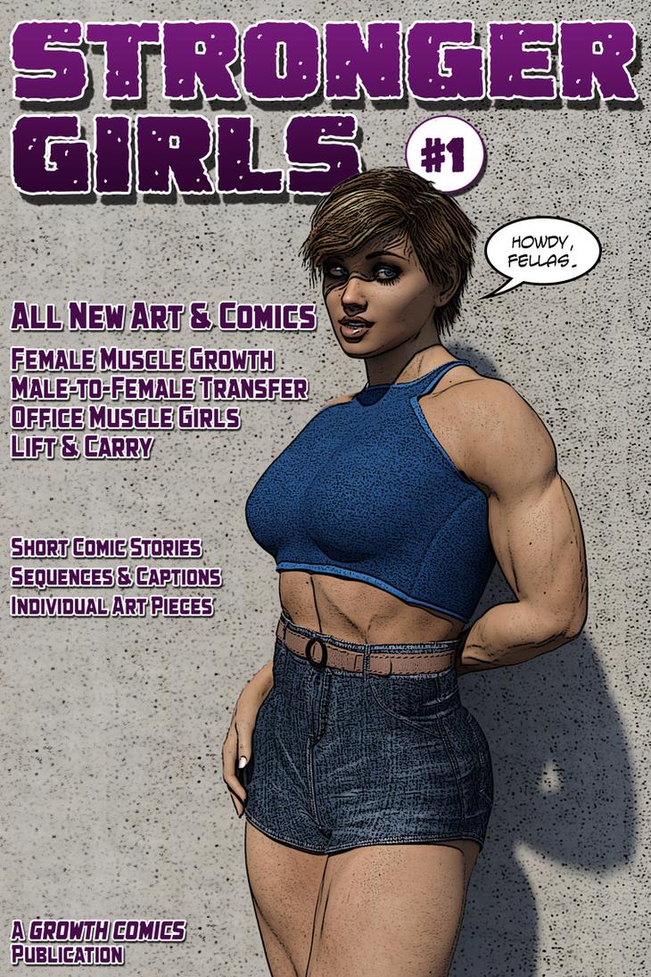 Stronger Girls #1 by Lingster on DeviantArt