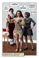 Presents from Jacked Santa by Lingster