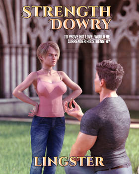 Strength Dowry #1 Final Cover