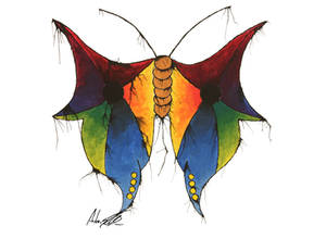 Cimmerian Buterfly