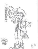 Kingdom Hearts - Sora by ClassicTeam