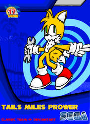 Sonic's 17th - Tails by ClassicTeam