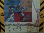 Sonic's Been 'Materialized' by ClassicTeam