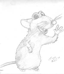 Remy The Rat by ClassicTeam