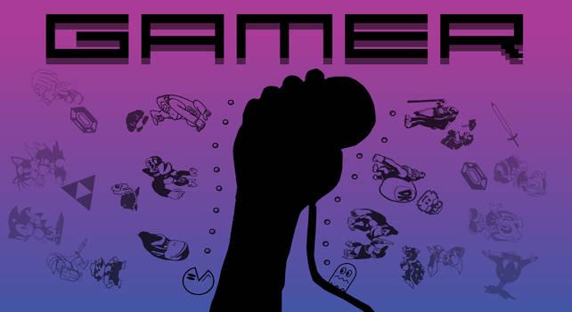 iPod Poster 3 - Gamer