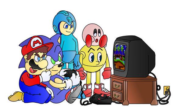Gamers Club Art 2 by ClassicTeam