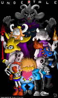 The Nature of the SOUL (Undertale) by ClassicTeam