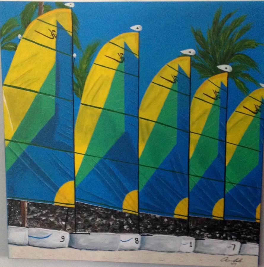 Sails by Abaez40