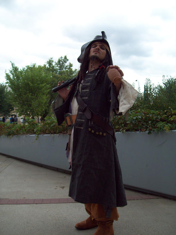 That's CAPTAIN Jack Sparrow by Banished1