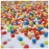 rainbow sprinkles by xoombini