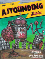 Astounding Stories by lunchmeat