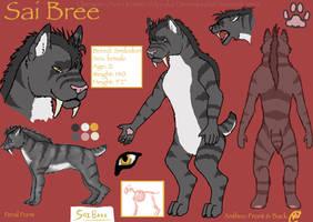 Sai Bree - Ref Sheet