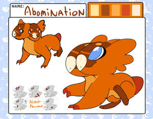 REJECTED New Wyngling - Abomination