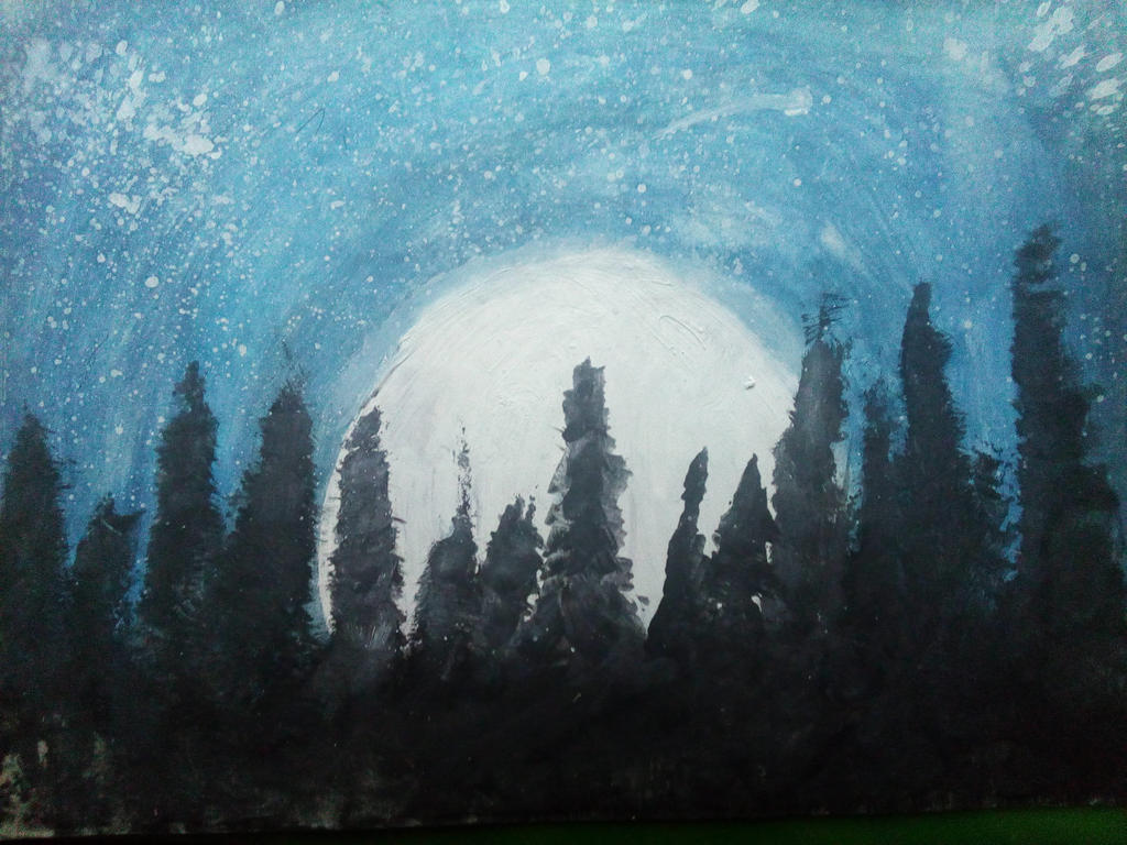Moonlight by STIAK
