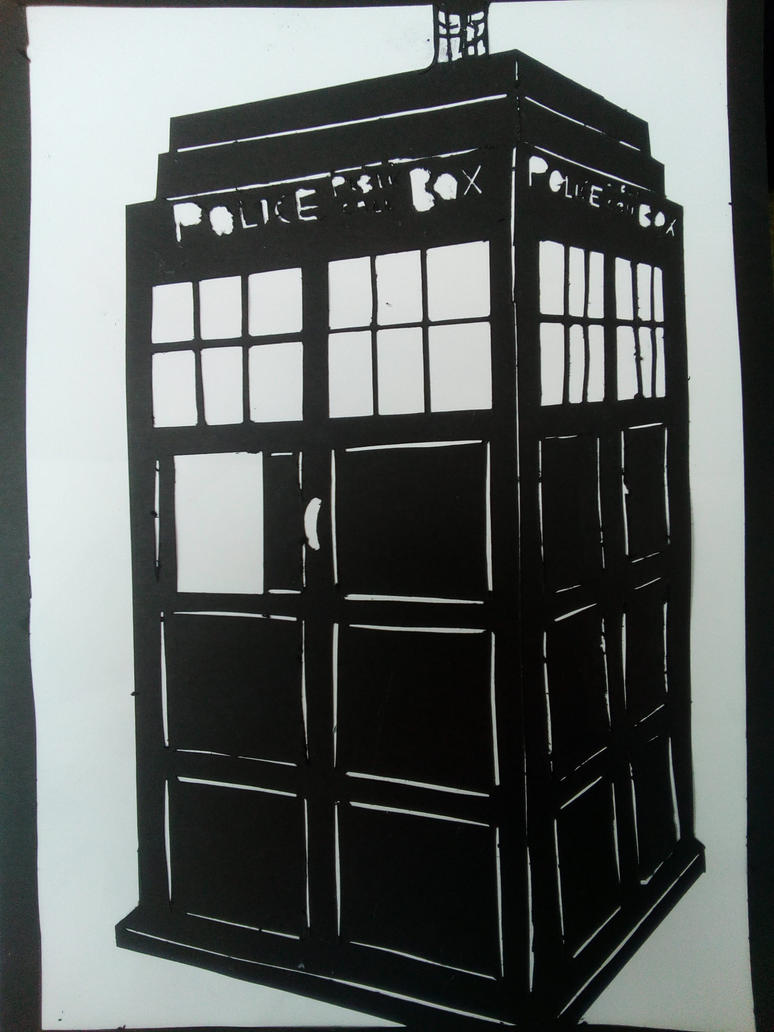 TARDIS by AuroraAkkaris