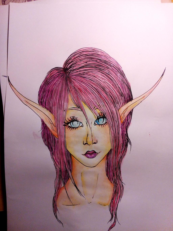Ryiah by AuroraAkkaris