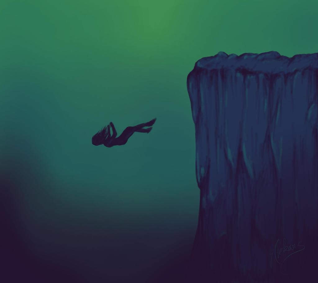 As I Fall by AuroraAkkaris