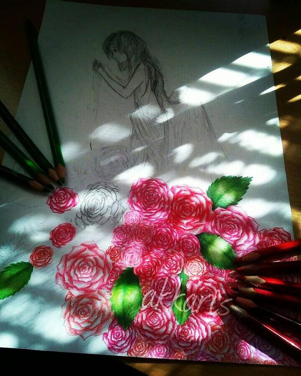 Just One Yesterday... by AuroraAkkaris