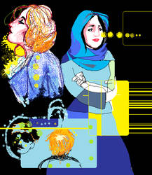 Spiritual Movements by aru-lover