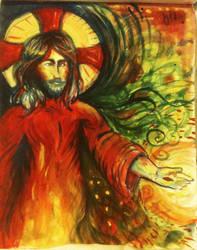 Resurrexit by aru-lover