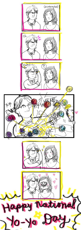 .:National Yo-yo Day:.