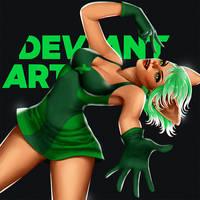DeviantArt by VickyInu