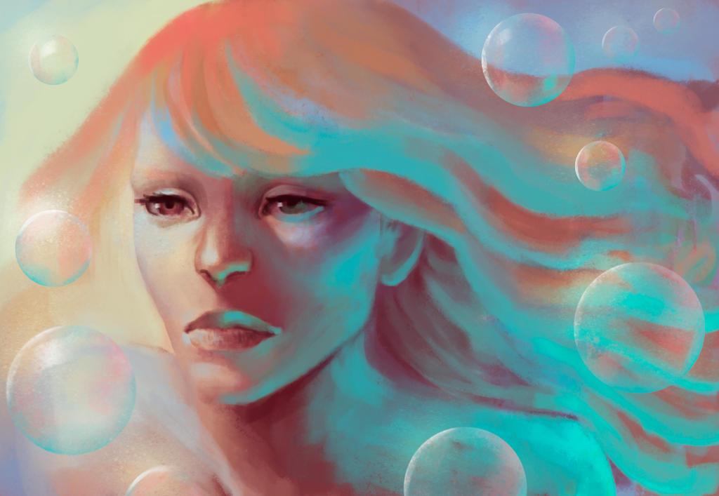 Colors Sketch by VickyInu