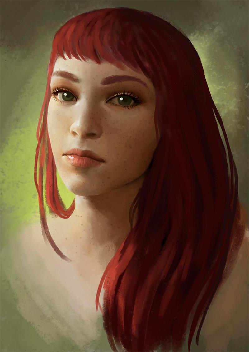 Jade by VickyInu