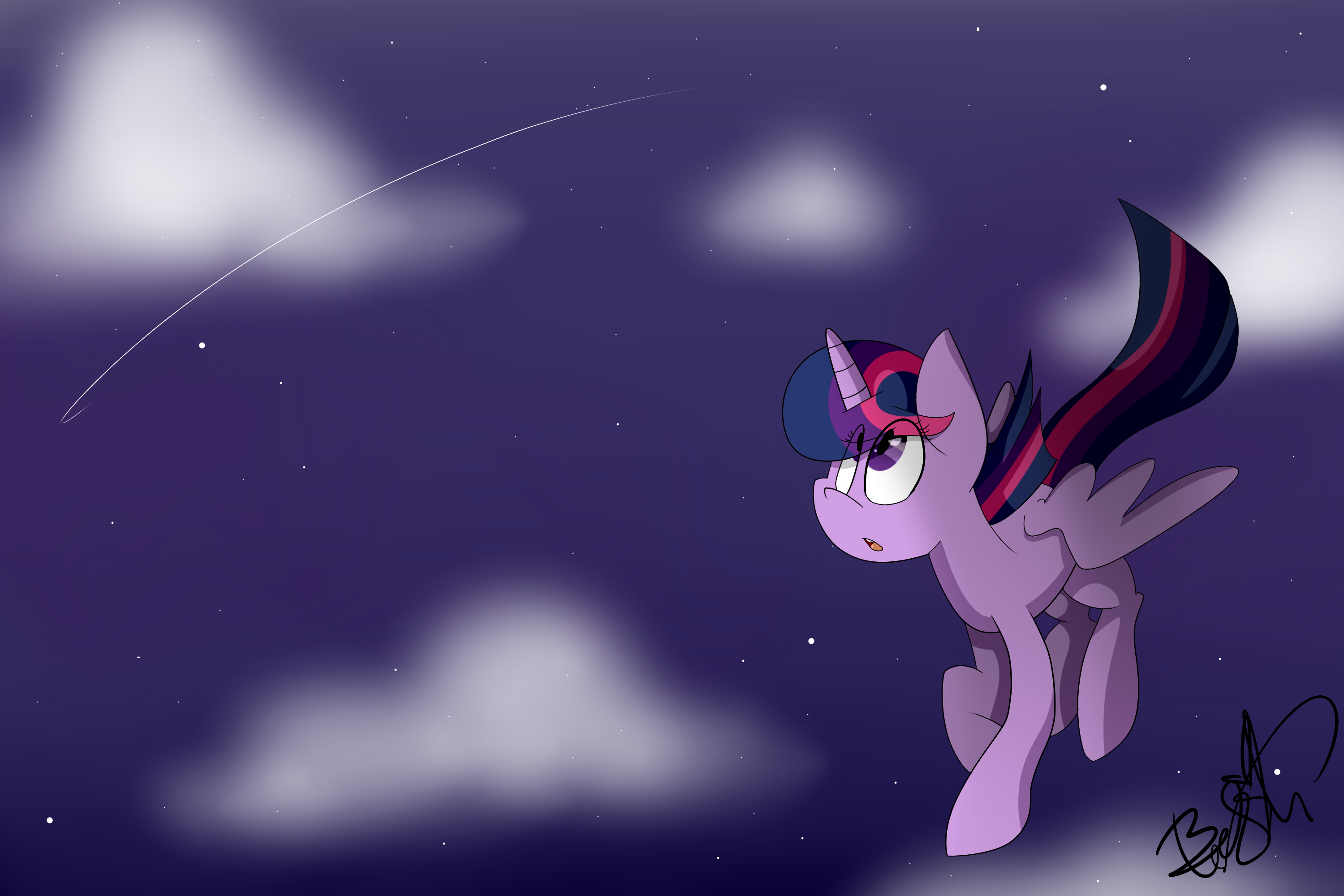 Moonlit Twilight by BefishProductions