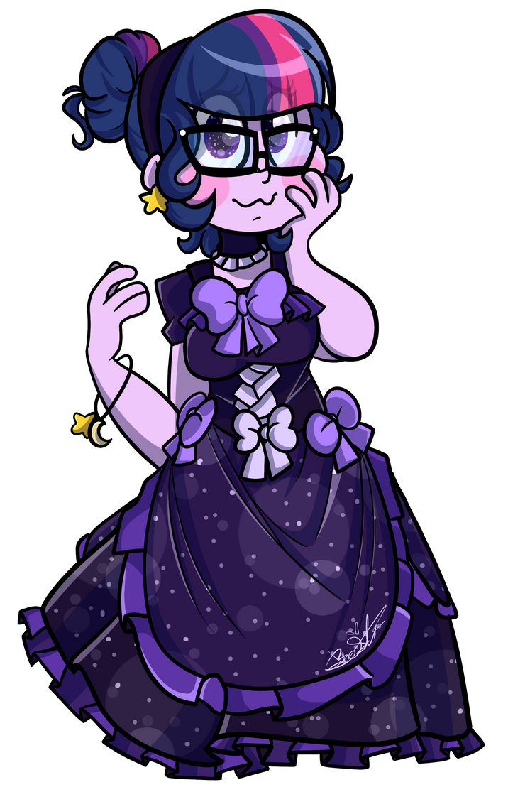 Pretty Twi by BefishProductions