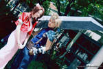 CLOUD AND AERITH