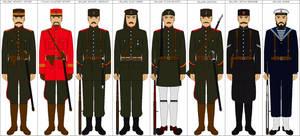 Hellenic Infantry by KoursarosHellas V01 by KoursarosHellas