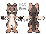 Coyote Adopt - 200 points - open (reduced) by spibder