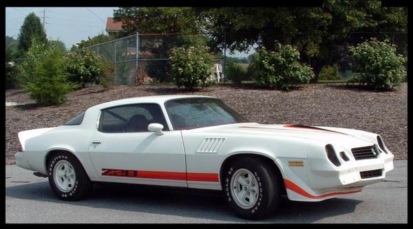 1979 Z28 Camaro by koolkidmike28