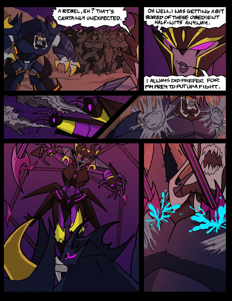 Insecticons Survival: part 25 by NIELSPETERDEJONG