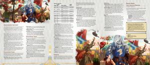 Dragonborn Player Race
