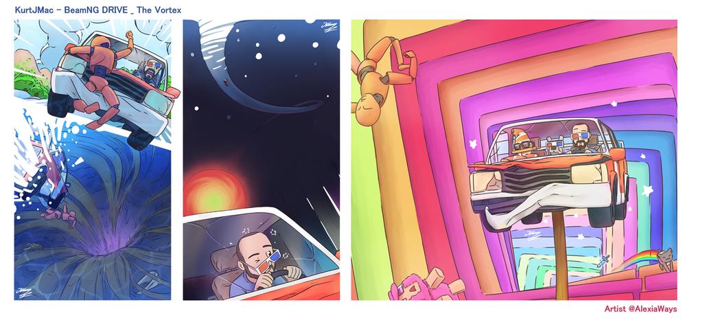KurtJMac - BeamNG DRIVE  - The Vortex by Alexia-way