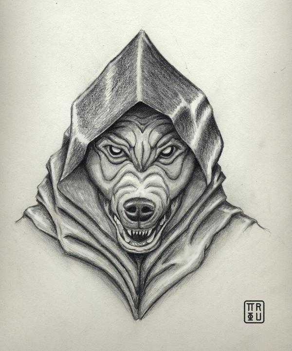 Pitbull Drawings