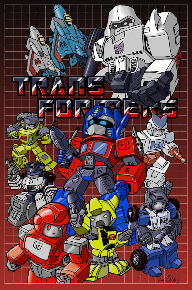 transformer coloring challenge by pierrefihue on deviantart
