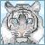 Free White Tiger Avatar by chesney