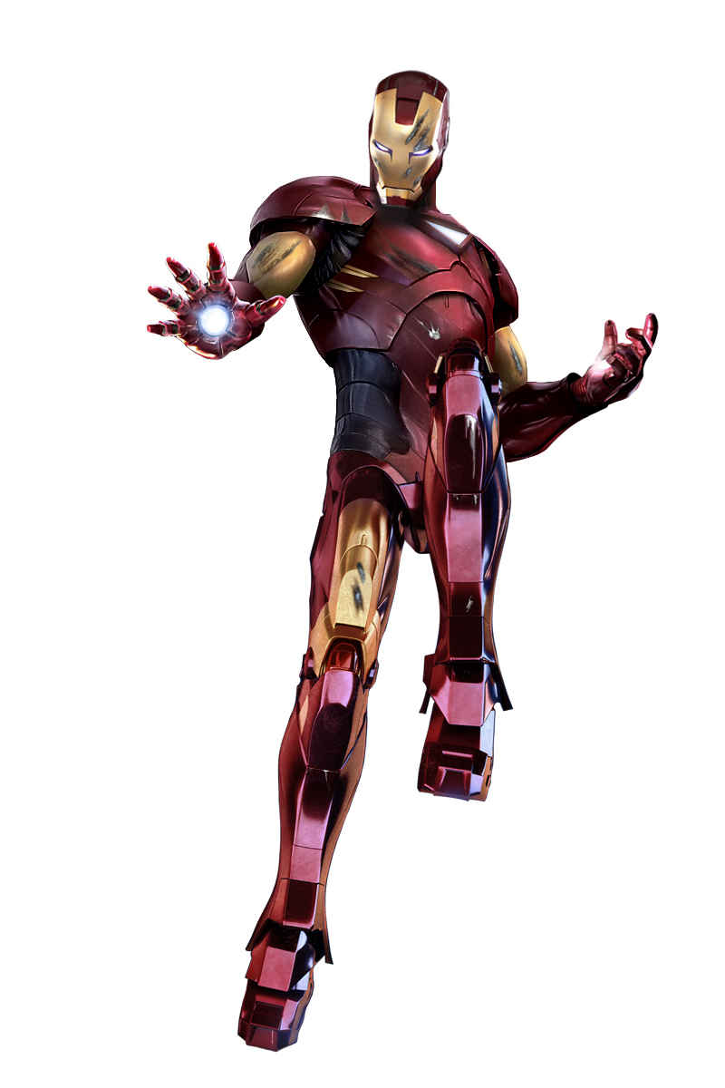Iron Man MK VI BD Version by J-K-K-S on DeviantArt