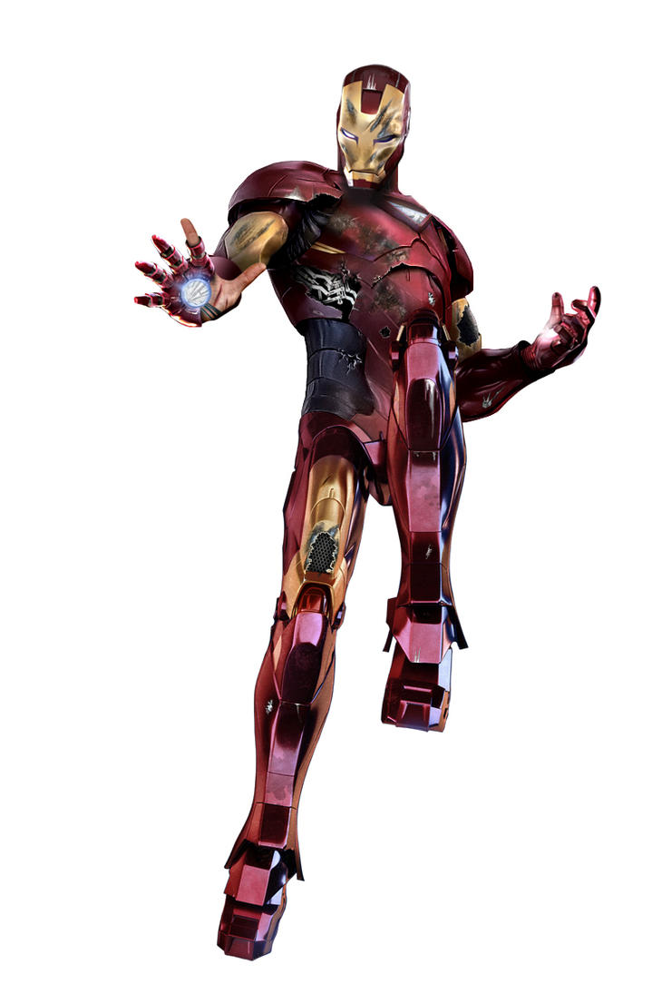 Iron man mk vi fb version by j k k s