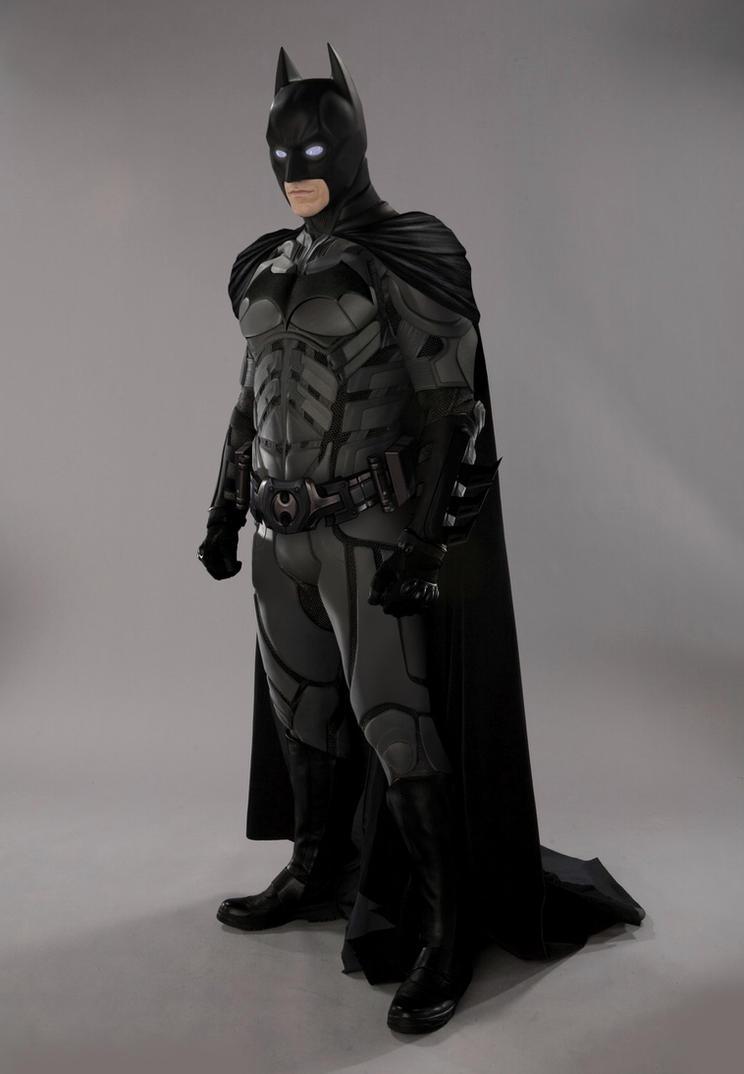 Batman MKIII Suit Tech Version by J-K-K-S
