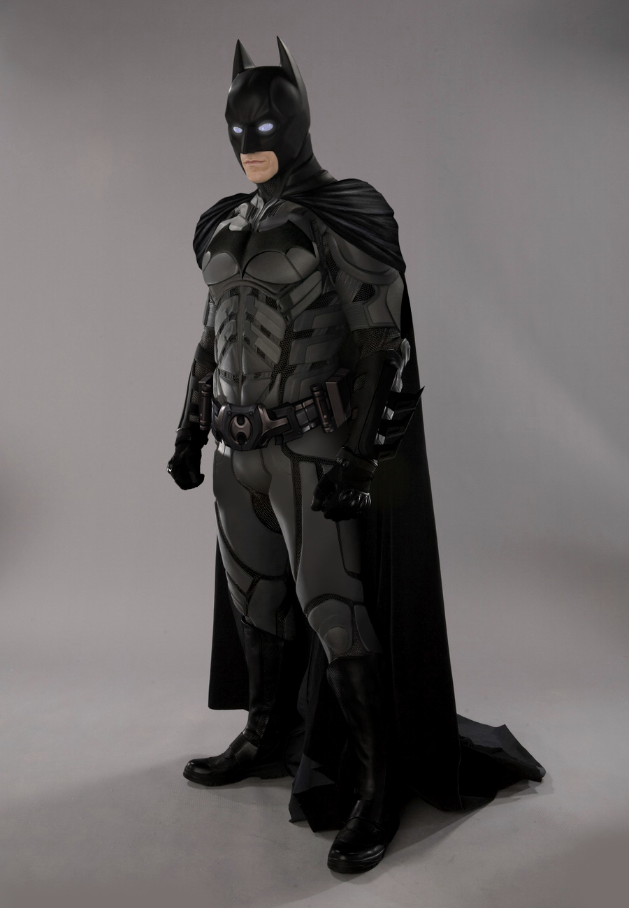 Batman MKIII Suit Tech Version by J-K-K-S
