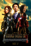 Iron Man 2 Theatrical Poster