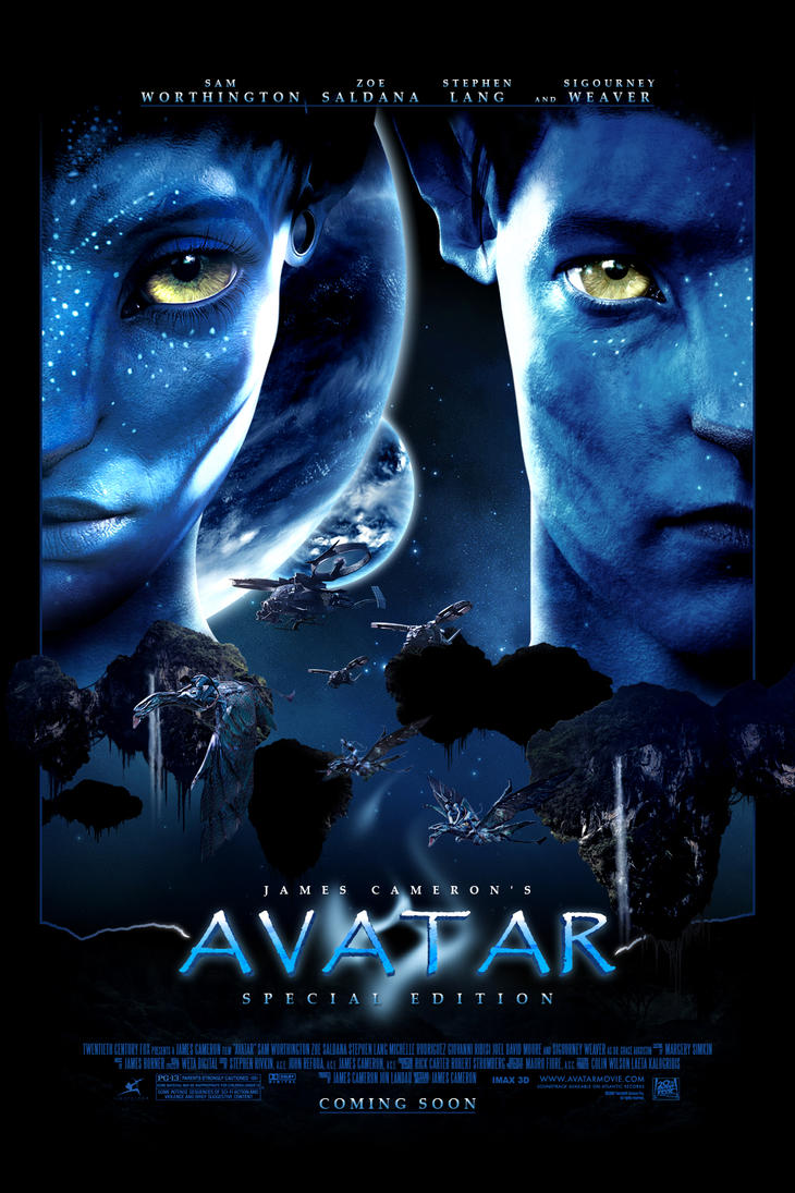 Avatar special edition poster by j k k s on deviantart - Avatar poster ...