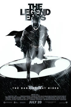 The Dark Knight Rises Theatrical Poster